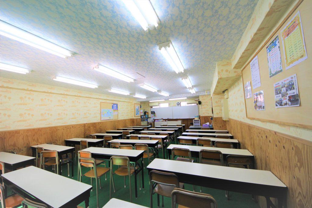 幸進学院 放出教室
