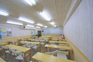 幸進学院 放出本部校 教室