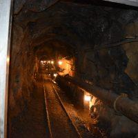 明延鉱山です。